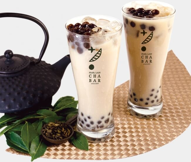 PEARL LADY 茶BAR 茶ラテ