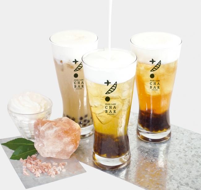 PEARL LADY 茶BAR 岩塩クリーム茶