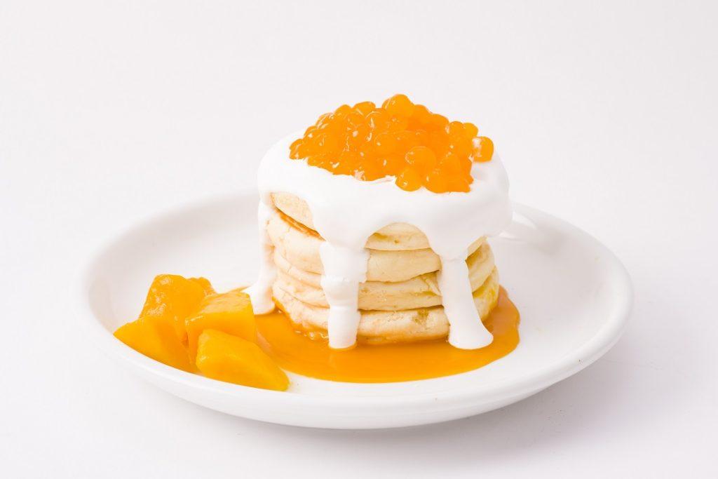 タピオカパンケーキ