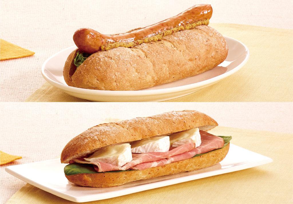 ベローチェ焼きたてドッグ&サンド