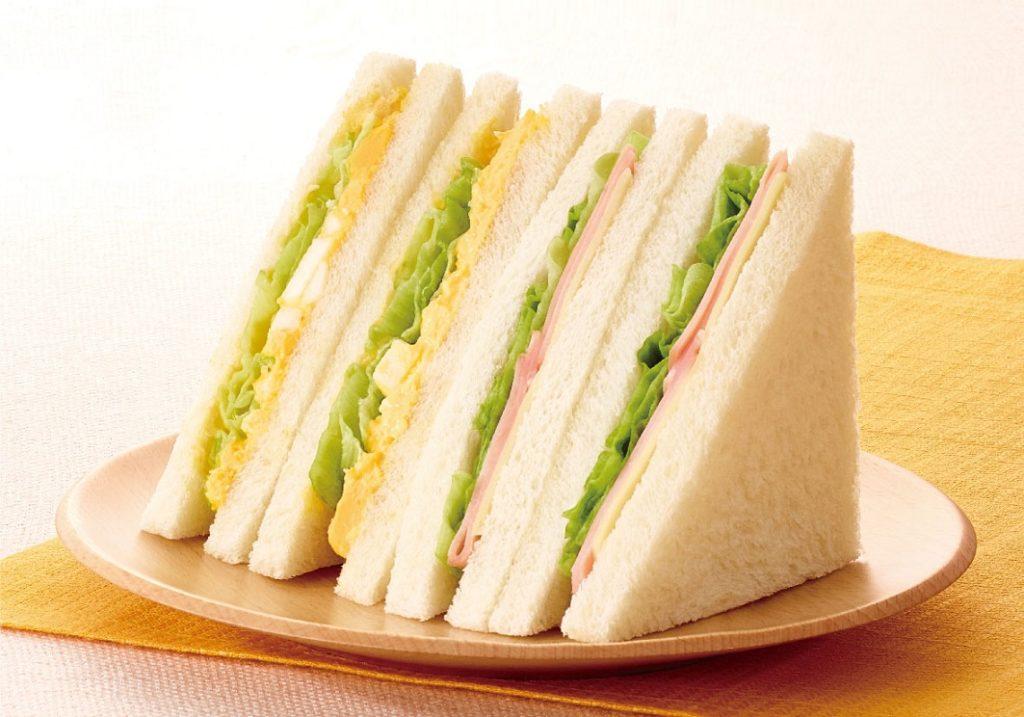 ベローチェ サンドイッチ