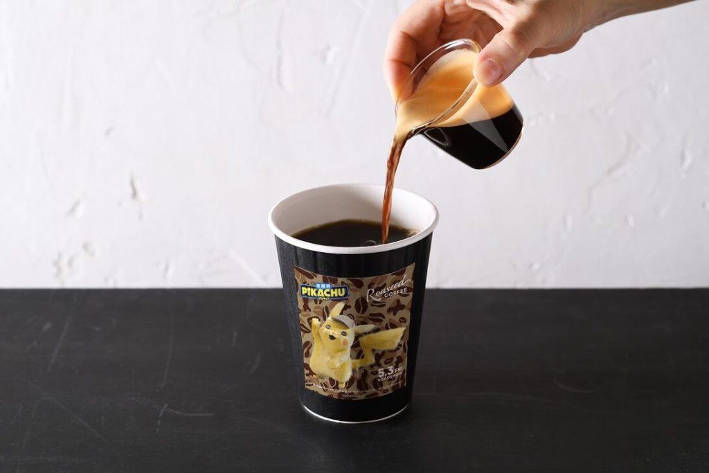 Roasted COFFEE LABORATORY×名探偵ピカチュウ ストロングコーヒー
