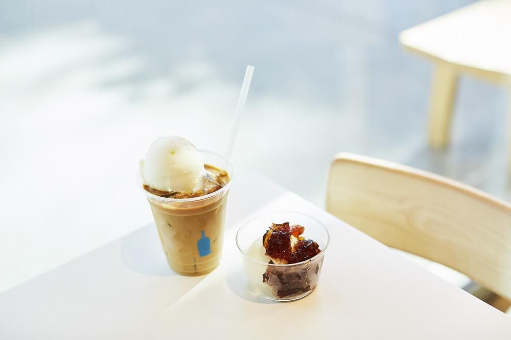 ブルーボトルコーヒー×HiO ICE CREAM