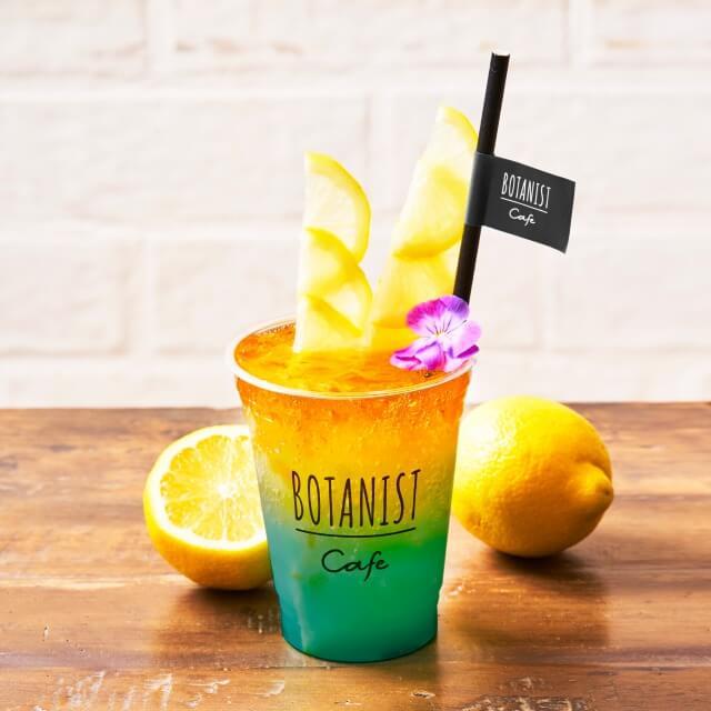 BOTANIST cafe ボタニカルモクテル ビタミンカリブ