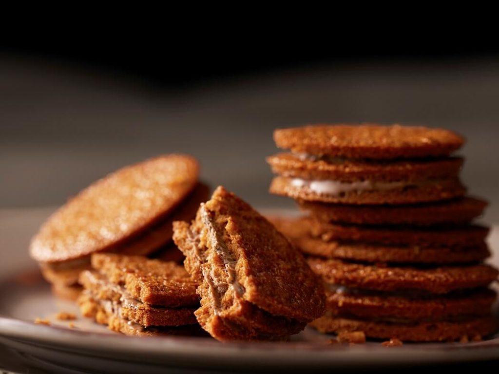 キャラメルゴーストパーティー キャラメルチョコレートクッキー