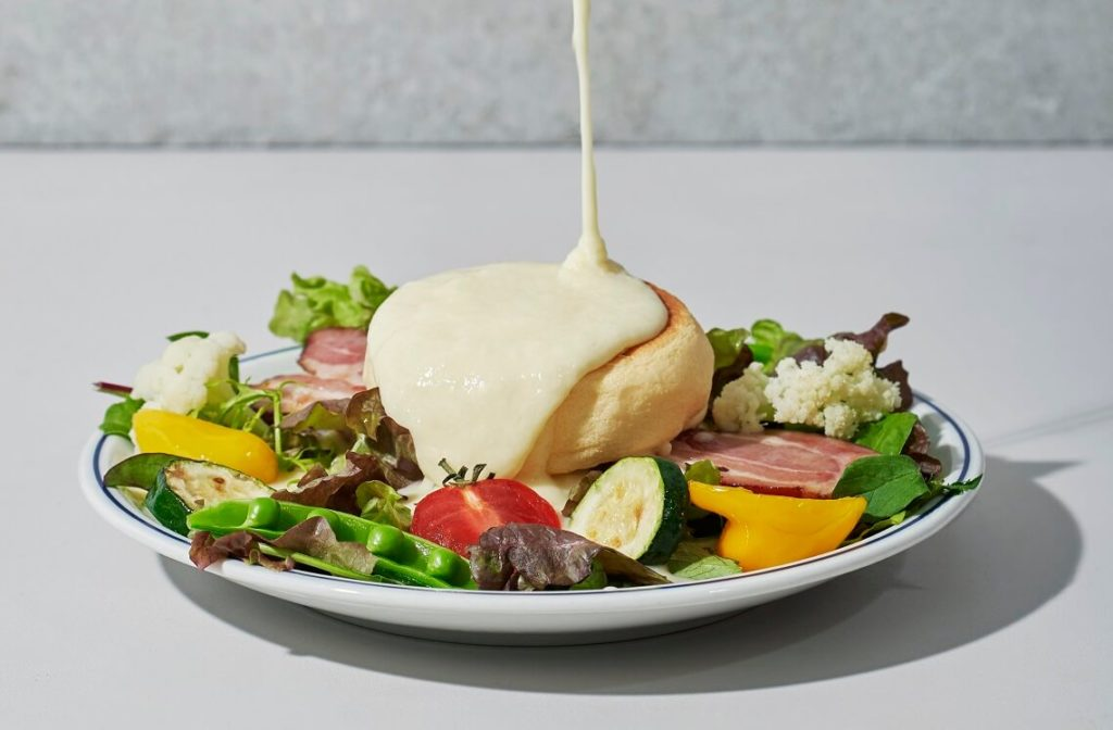 flippers 「奇跡のパンケーキ チーズチーズチーズ」