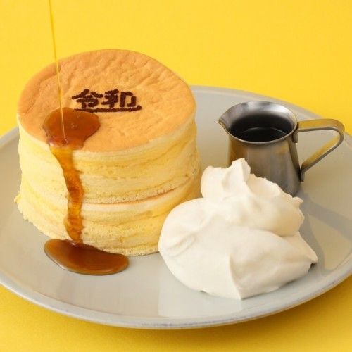 令和元年奇跡のスフレホットケーキ