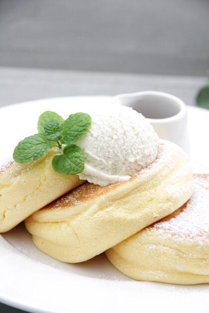 幸せのパンケーキ パンケーキ