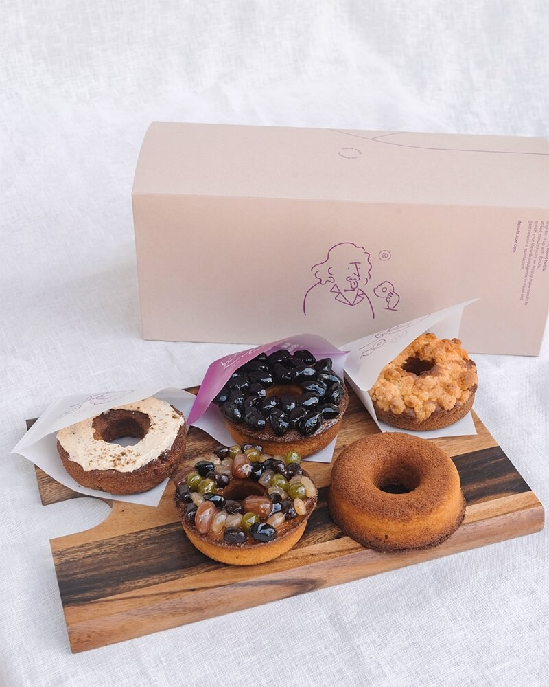 koe donuts kyoto ドーナツ