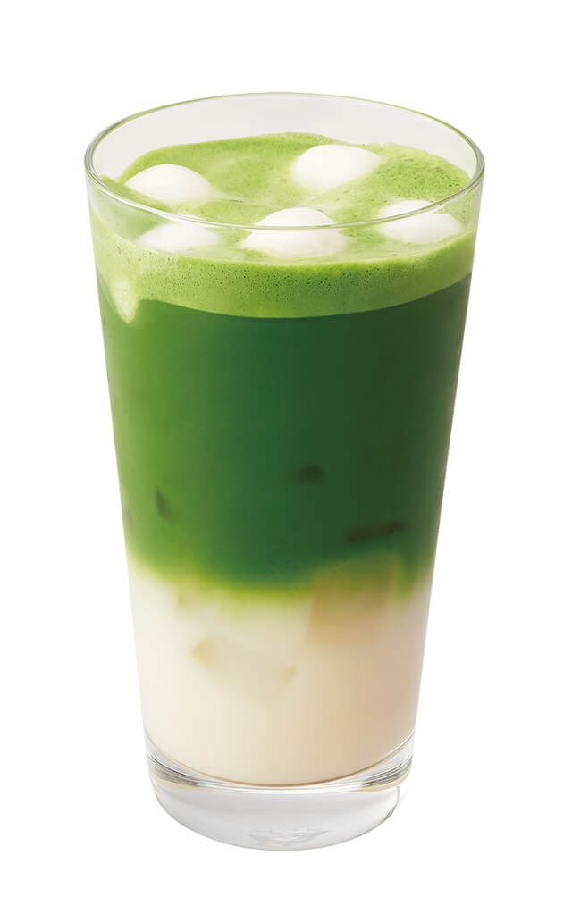 nana's green tea 新作メニュー『玉露白あんしるこ』