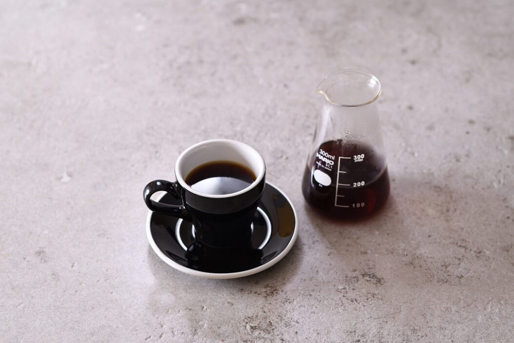 Roasted COFFEE LABORATORY 青山店 コーヒー