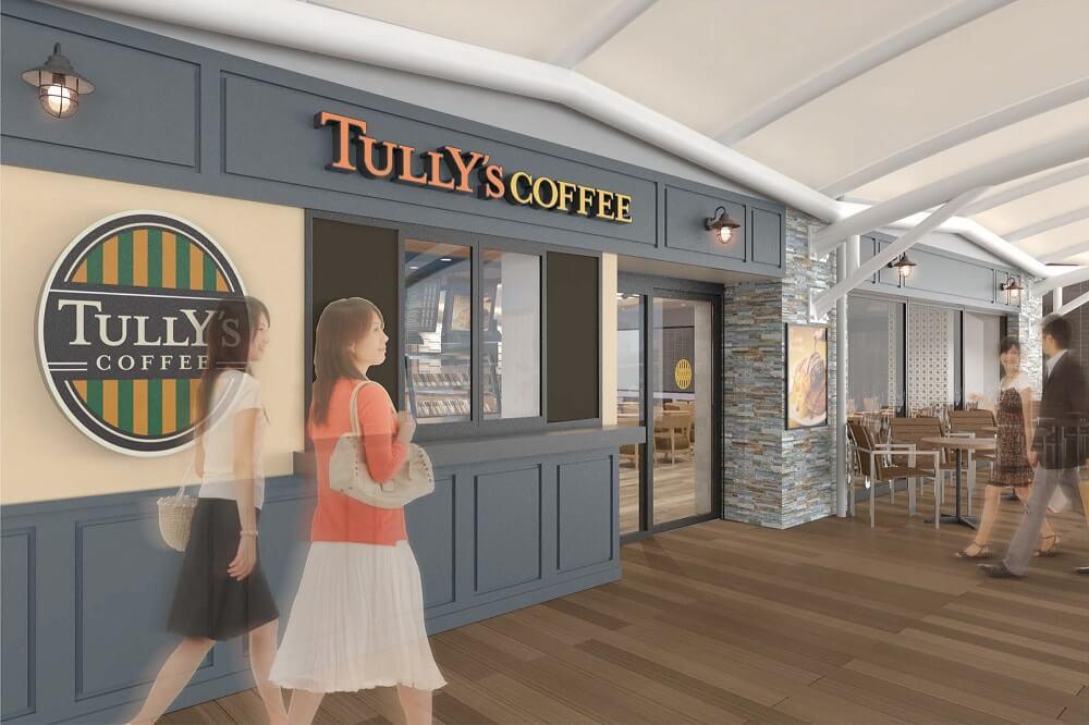 タリーズコーヒー サンシャイン水族館店