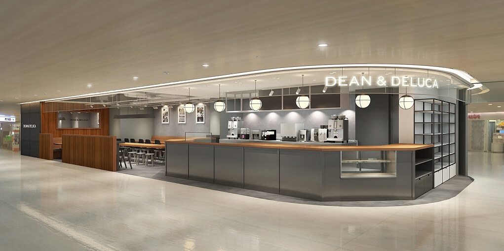 DEAN & DELUCA CAFE  成田国際空港店
