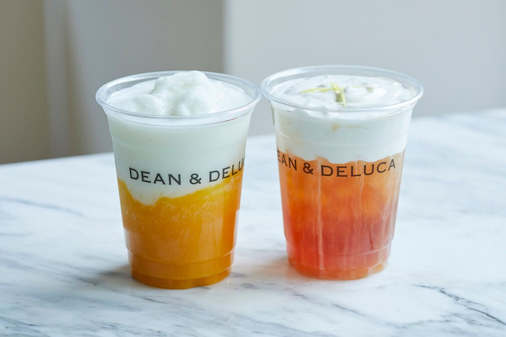DEAN & DELUCA CAFE  メニュー
