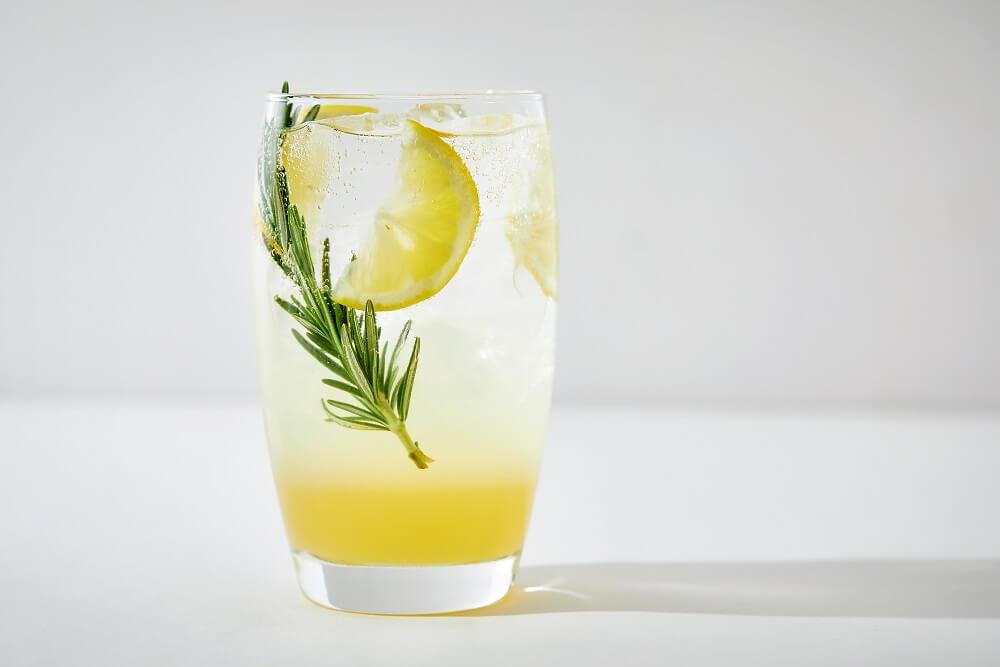 J.S. PANCAKE CAFE「Lemon State of Mind-レモンの気分-」フェア グリーンティーレモネード
