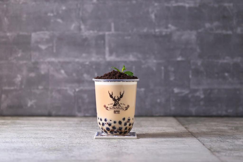 THE ALLEY(ジ アレイ) 盆栽タピオカミルクティー