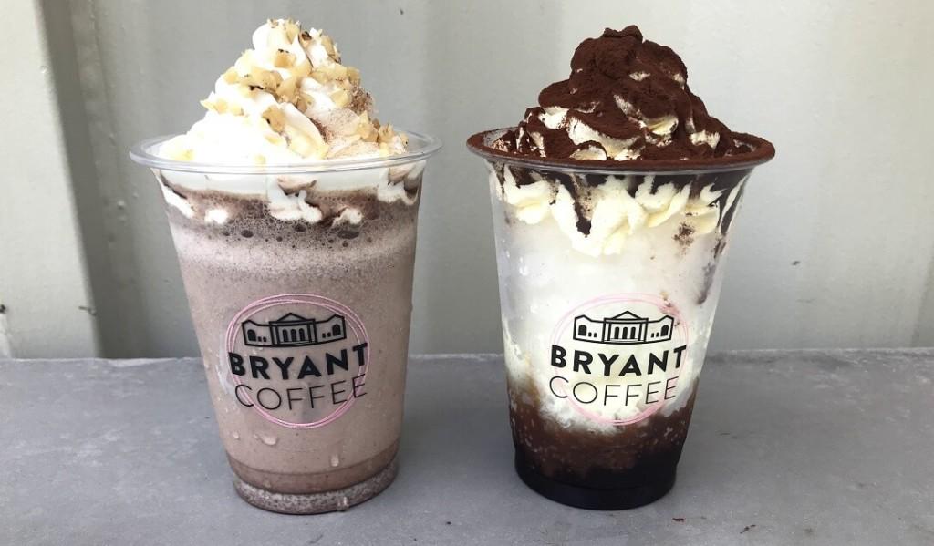 BRYANT COFFEE 夏の新作ドリンク&かき氷
