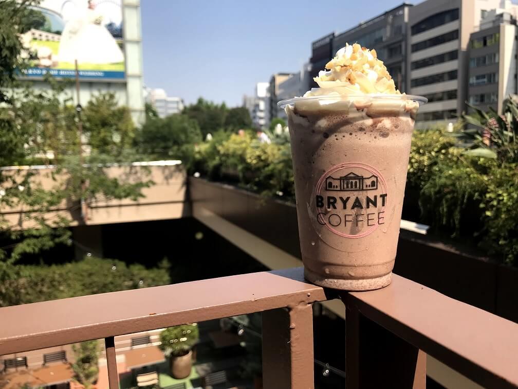 BRYANT COFFEE サンケア ウォルナット ハイ カカオ