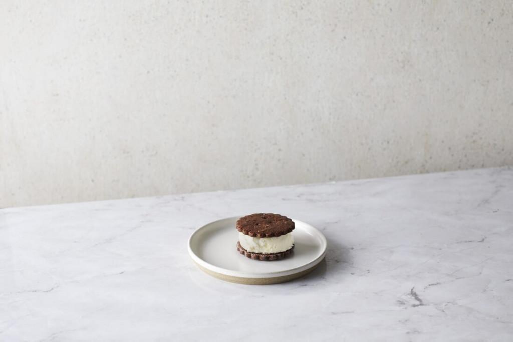 ブルーボトルコーヒー×ヒオアイスクリーム クッキーアンドアイスクリーム