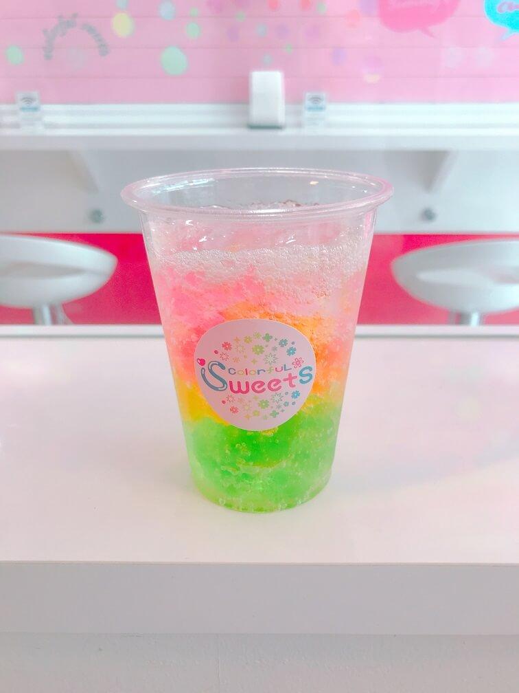 ColorfuL SweetS ポッピングボバ「からふるサイダー」