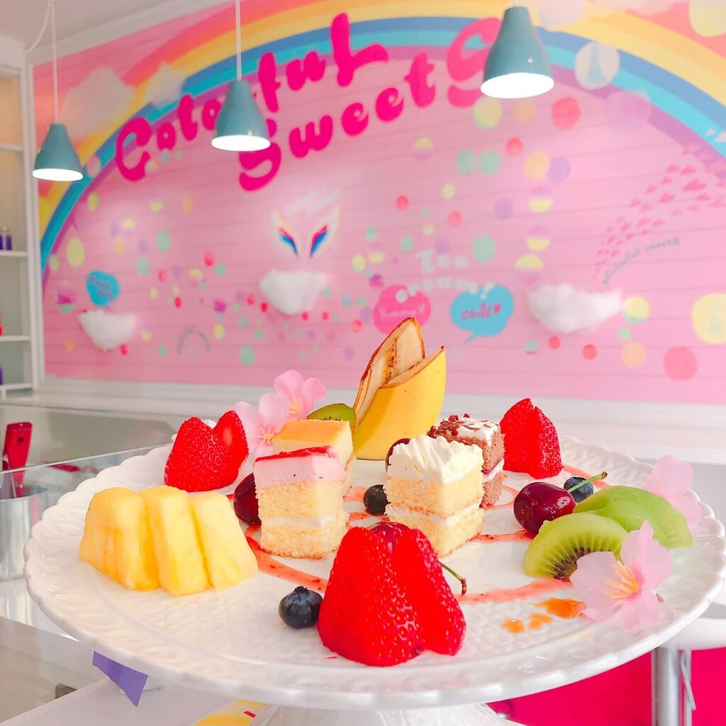 ColorfuL SweetS ケーキ