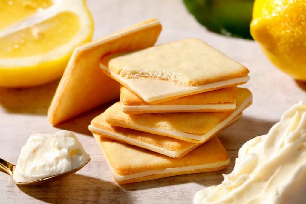 東京ミルクチーズ工場「Cow Cow Kitchen」レモン&クリームチーズクッキー