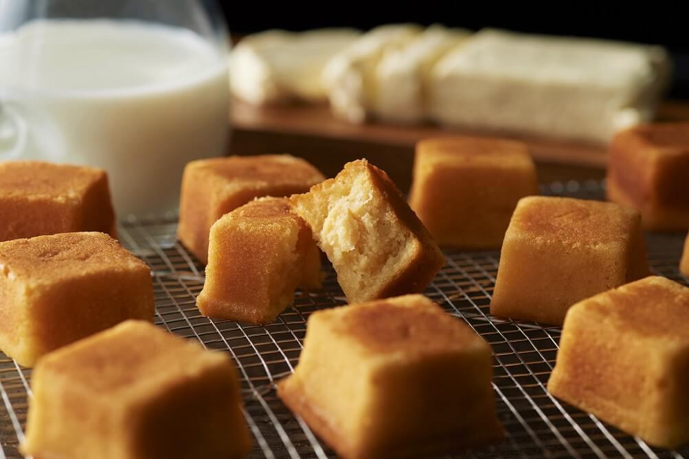 東京ミルクチーズ工場「Cow Cow Kitchen」 ミルクチーズキューブ