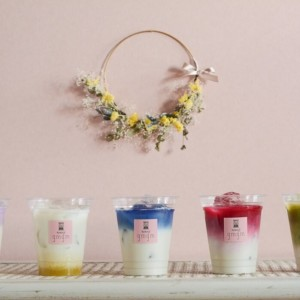 【新店】花カフェ「gmgm」が高円寺にオープン!花×食 をテーマに五感で楽しむ
