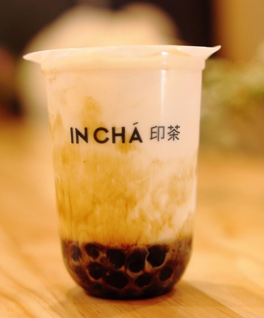 INCHA印茶(いんちゃ) 自由が丘 黒糖タピオカミルク