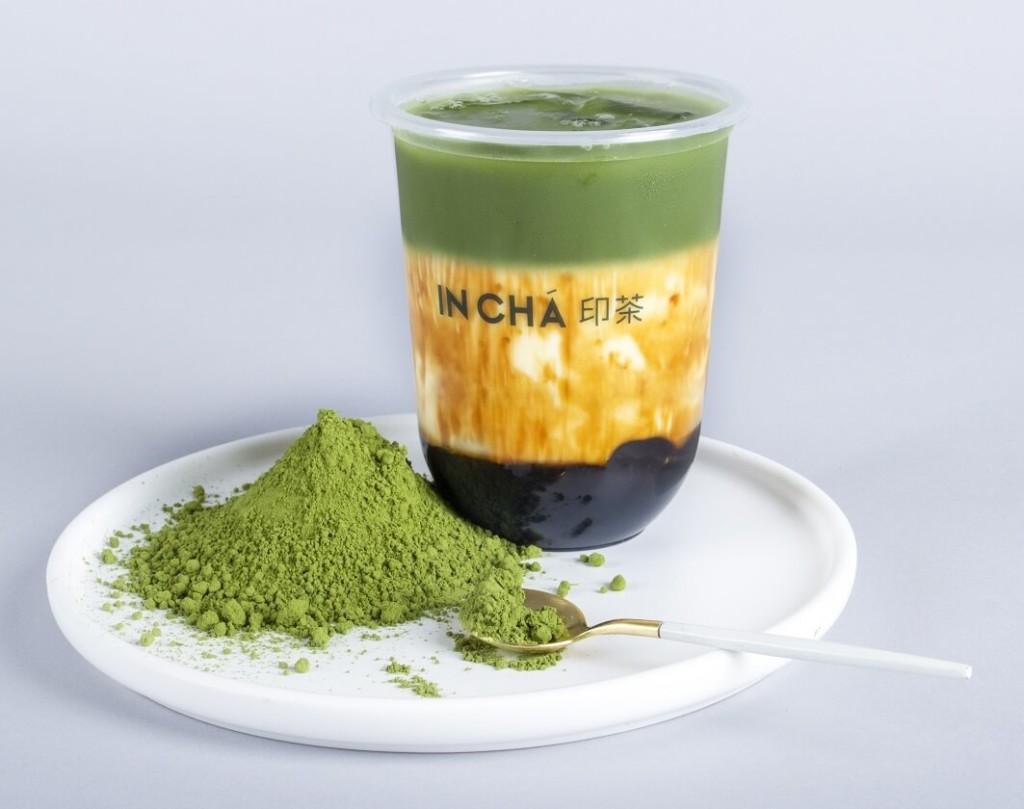 INCHA印茶(いんちゃ)  抹茶黒糖タピオカミルク
