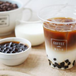 定額制コーヒースタンド『coffee mafia』が「タピオカミルクコーヒー」を新発売!月額制会員で飲み放題♪
