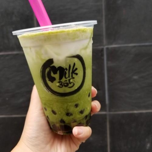 「MATCHA365」おすすめメニュー抹茶ココナッツミルク