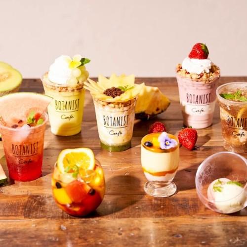 BOTANIST cafe 夏の限定メニュー