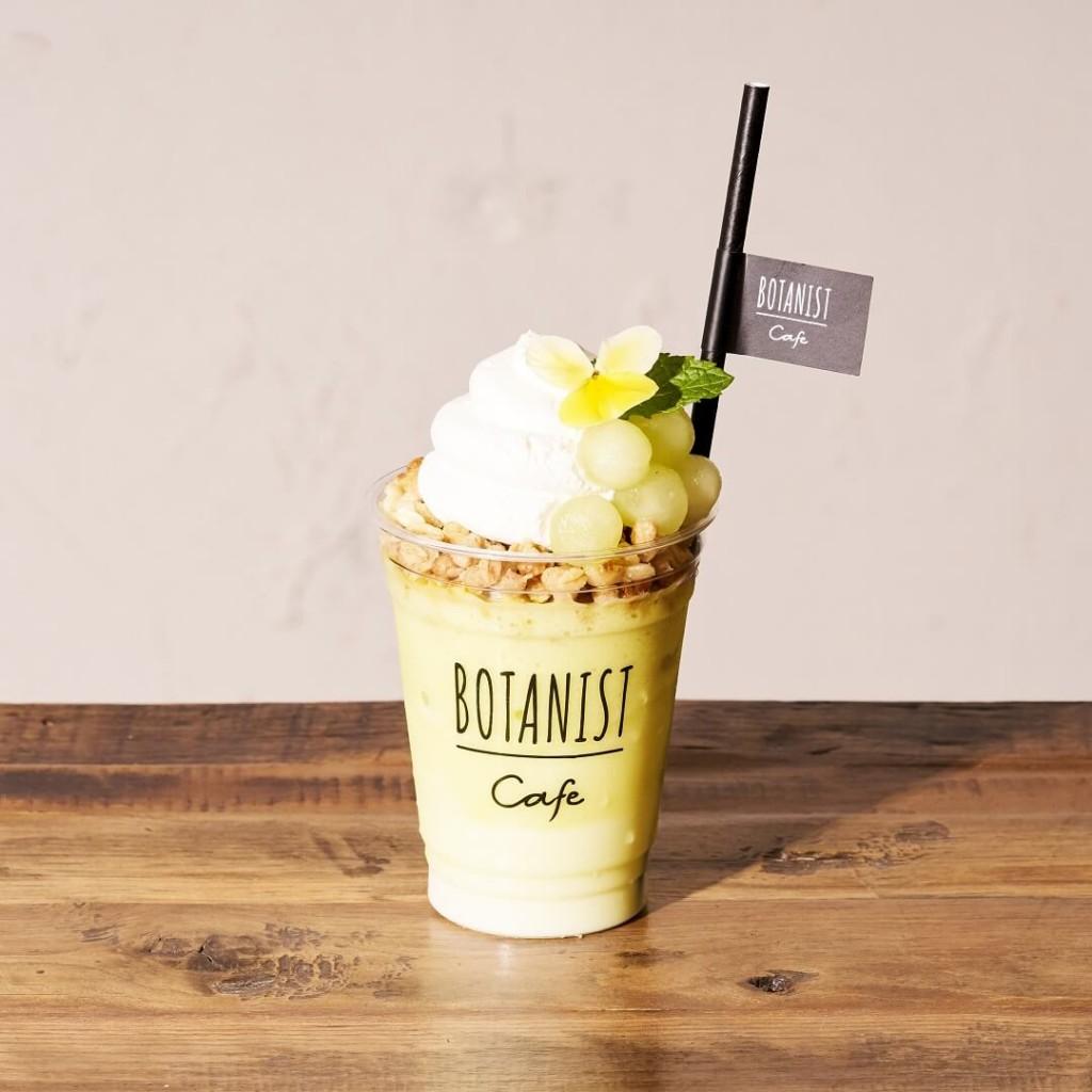 BOTANIST cafe 夏の限定メニュー スムージーボンボン