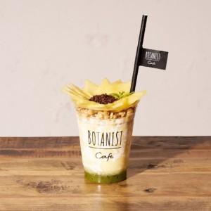 BOTANIST cafe人気メニューのレシピを初公開!おうちで ひまわりの花咲くスムージーを作ろう