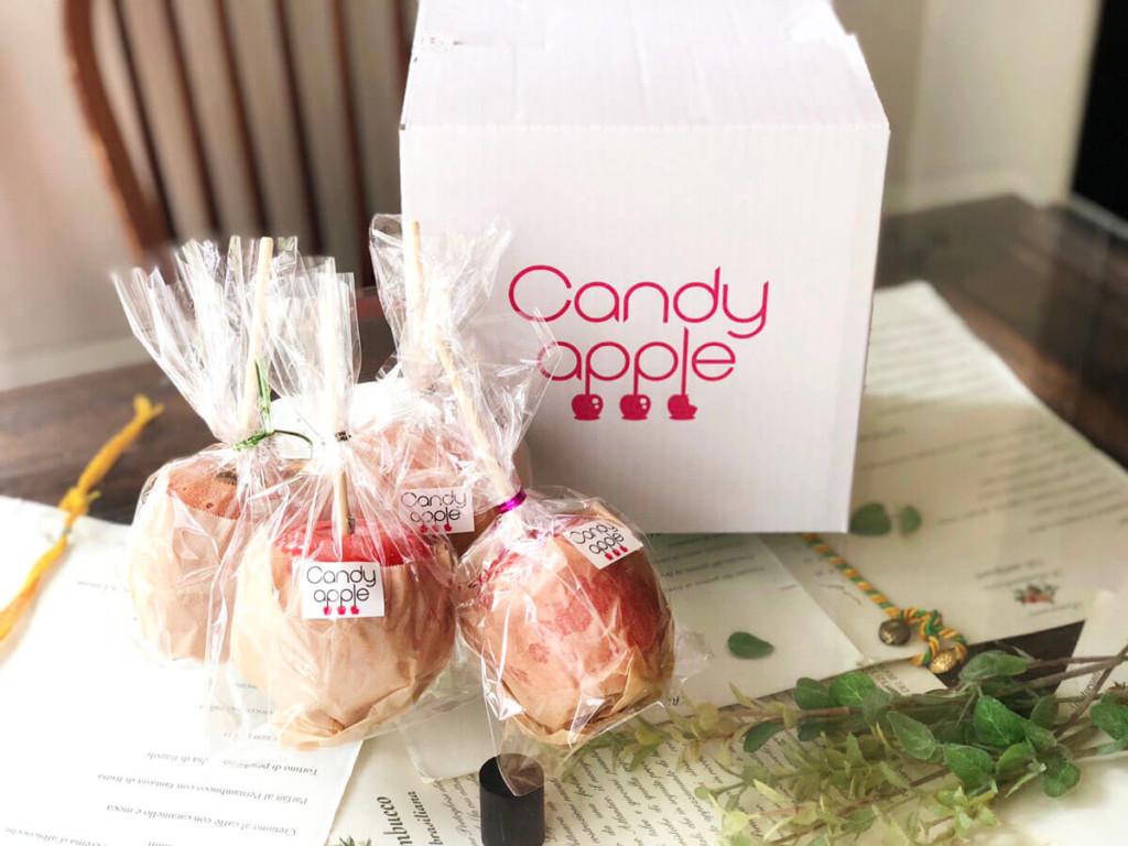 りんご飴専門店『Candy apple』 お取り寄せ