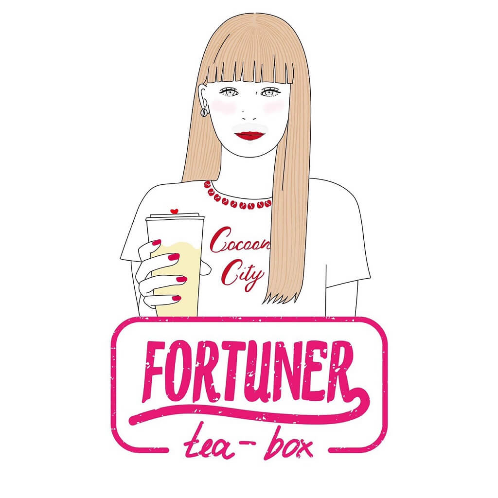 FORTUNER tea-box
