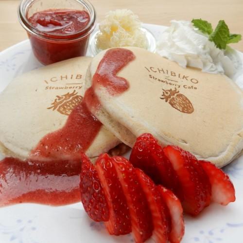 ICHIBIKOパンケーキ