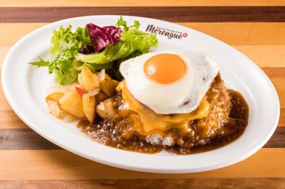 ワイアンパンケーキ『Merengue(メレンゲ)』