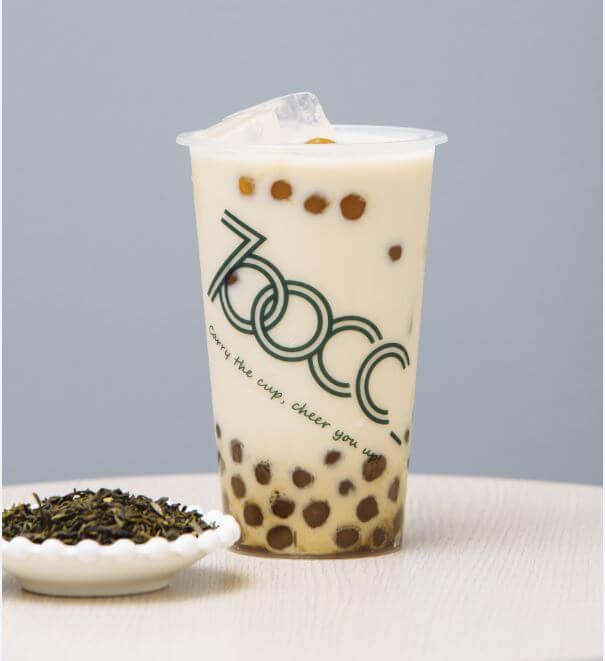 700cc 吉祥寺店 メニュー 真珠ジャスミンミルクティ