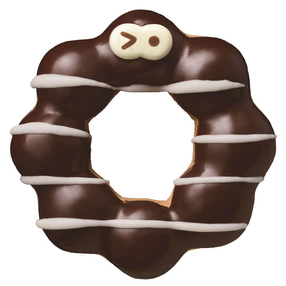 ミスタードーナツ 2019ハロウィン新メニュー チョコレートミライマン