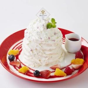 Butter ホワイトモンスター スフレパンケーキ