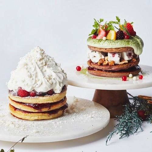 ジェイエスパンケーキカフェ 2019クリスマス