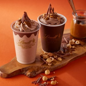 リンツ チョコレートドリンク ジャンドゥーヤ