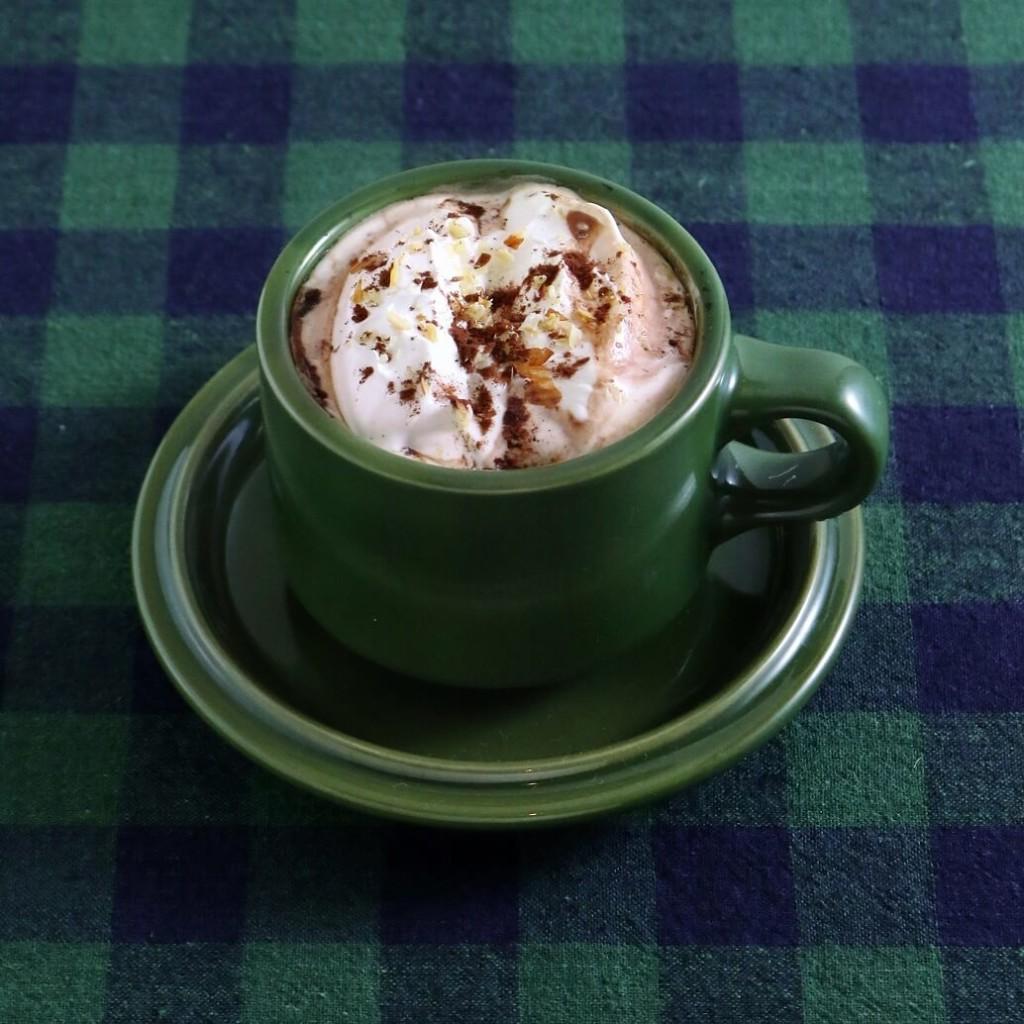 MARFA CAFE マーファズクリスマスココア
