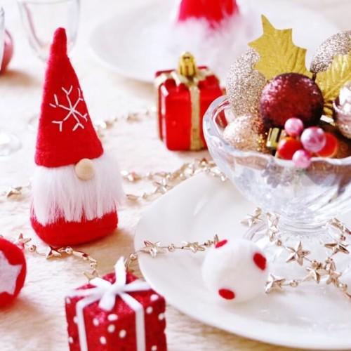クリスマス カフェメニュー