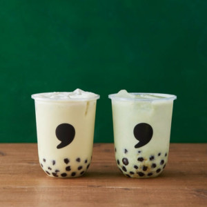 ティースタンド「comma tea(コンマティー)」で2種類の 『こだわりのずんだタピオカドリンク』 発売開始!