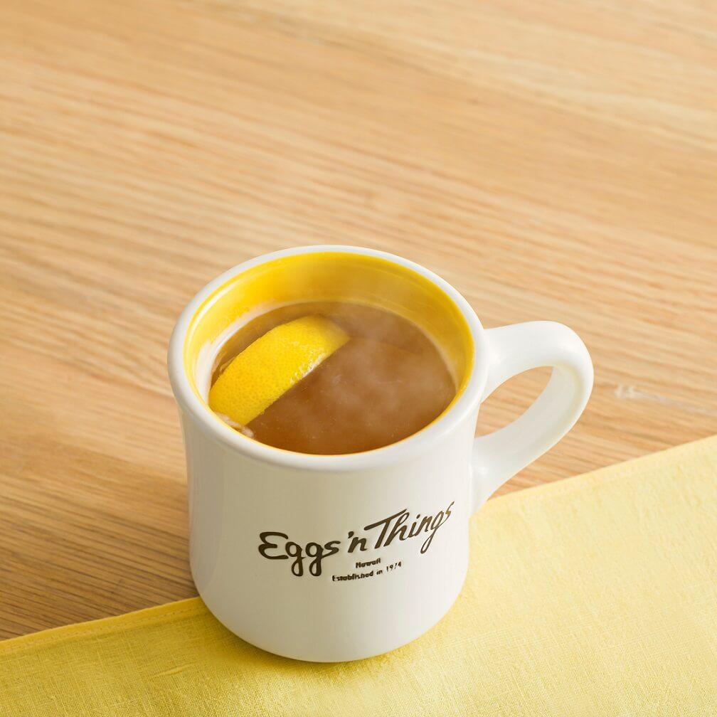 Eggs 'n Things ハニージンジャーレモネード