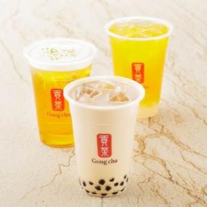 Gong cha(ゴンチャ)の期間限定メニュー / 新店オープン情報