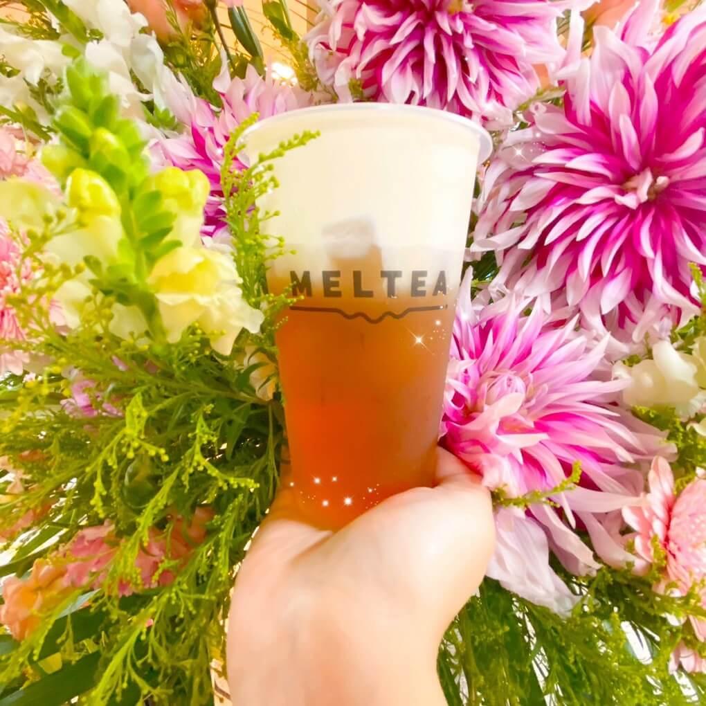中野ブロードウェイ ティースタンド「MELTEA」(メルティー) メルティー紅茶